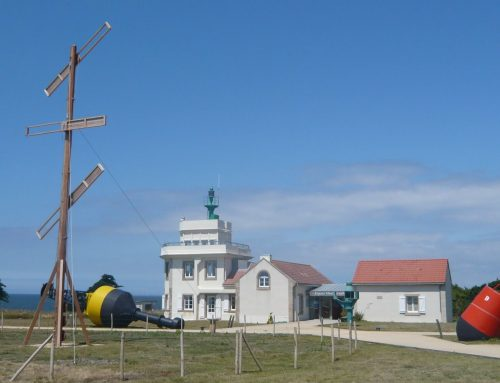 Préfailles : Sémaphore de la pointe Saint Gildas